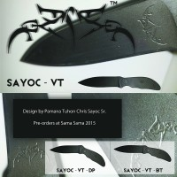 Sayoc VT Live Blades