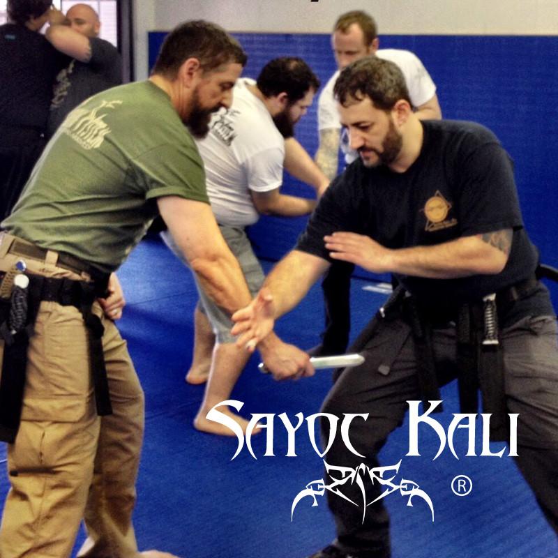 Sayoc Seminar - Guro Nick Sacoulas - Waynesville NC