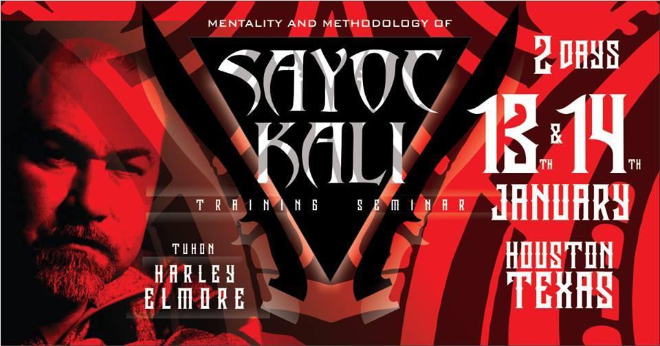 Sayoc Seminar: Houston, TX