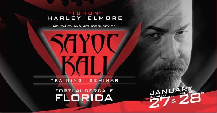 Sayoc Seminar: Fort Lauderdale, FL