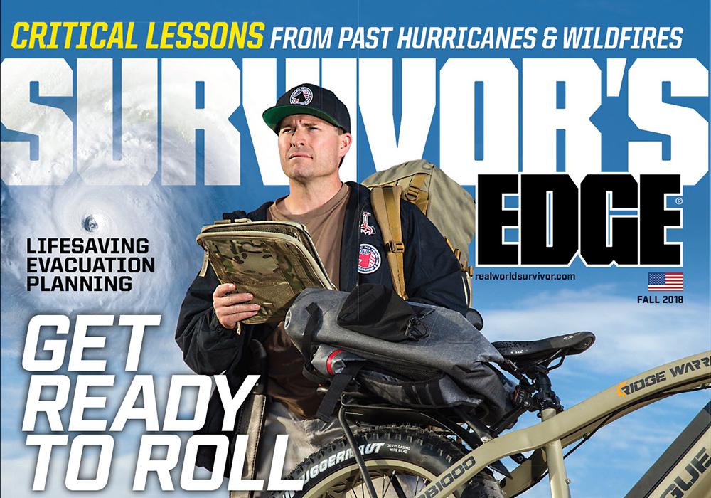 Survivor's Edge Mag – Kevin Estela