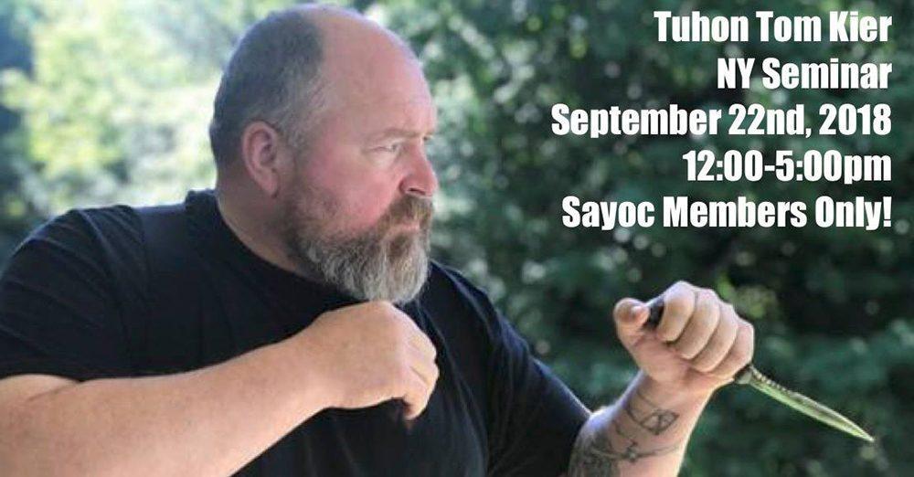 Sayoc Seminar: Queens, NY